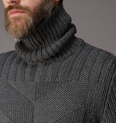dcb62caa 364 Best Menswear Knits images in 2018 | Knits, Knit fashion, Knit ...