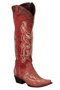 Lane Women's Amber Tall Cowgirl Boots | Women's Boots