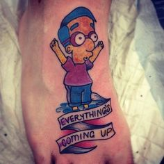 As if you don't want your best friend to have this tattoo...