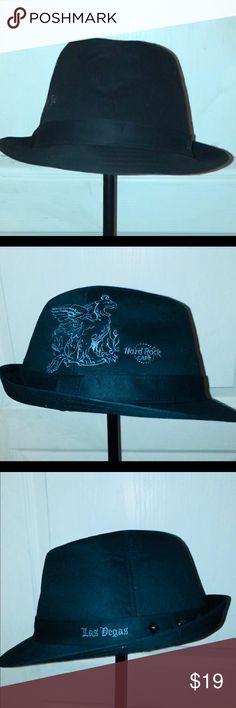 Vintage Hard Rock Hat . Vintage Las Vegas Hard Rock Hat . Like new never worn . Size: Large Accessories Hats