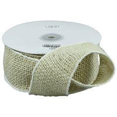 FAVORmart - 2 Inch Wired Burlap Ribbon - 10 yds, $6.99 (http://www.favormart.com/2-inch-wired-burlap-ribbon-10-yds/)