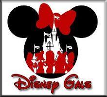 disney gals button by The Disney Gals, via Flickr on disneybloggers.blogspot.com