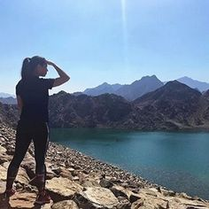 Thanks for a great photo and comments from @supersportsevents. Hope you enjoyed during the run too :-) 📷: @yihwahanna  Not a bad view, Hatta, not bad at all. 💙 #hattadam #hattahillsrun #ignitedxb #hattahills #running #run #view #blueskies #bluewaters #view #hattalake #reservoir #hatta #dubai #uae (📷: @rob.coach.uae)