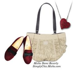"""Miche Demi Beverly"" by miche-kat on Polyvore   http://www.simplychicforyou.com/"