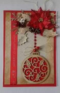 kartka Boże Narodzenie kartki świąteczne święta 3D