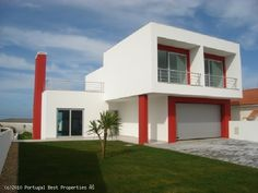 3 bedroom villa with pool in Alfeizerao, Silver Coast, Portugal - The plot has 1.000 sq. metres and the villa will be equipped with air-conditioning, sound system throughout, swimming pool, automatic sprinkler system with illumination in the garden. The villa is situated about five minutes from the São Martinho beach and about an hour drive form the Lisbon airport. - http://www.portugalbestproperties.com/component/option,com_iproperty/Itemid,8/id,185/view,property/#