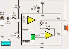 High Voltage 3 Watt Audio Power #Amplifier Circuit Diagram #ECE #ElectricalEngineering