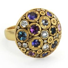 Ring by Alex Sepkus from http://www.springersjewelers.com/