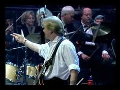 The Moody Blues - Hall of Fame - At the Royal Alpert Hall, London - Full Concert from 2000 - with the London Philharmonic - 1 hr 20 mins