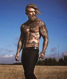 21.Mens Long Hairstyle 2015