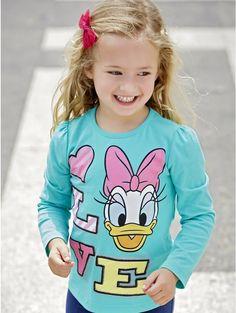 M Kids Daisy Duck love t-shirt Daisy Duck, Young Fashion, Fashion Kids, Love T Shirt, Looking For Women, Overalls, Girl Outfits, Fashion Accessories, Nerd
