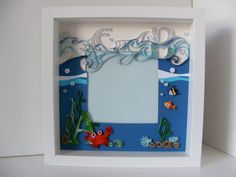Under the sea Quilling