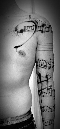 music-tattoo-designs-46.jpg (600×1281)