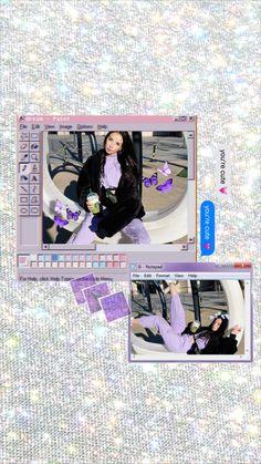 Wallpaper Aesthetic, Polaroid Film, Stars, Purple, Wallpapers, Instagram, Design, Sterne, Viola