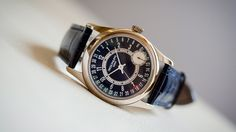 2015 Patek Philippe Calatrava Reference 6000G-012 Front