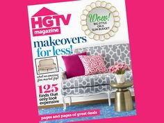 New Year! New Issue of HGTV Magazine! #hgtvmagazine #janfeb #2015 http://blog.hgtv.com/design/2015/01/02/start-2015-with-a-new-issue-of-hgtv-magazine/?soc=pinterest