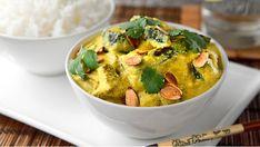 Lilek je skvělá zelenina, které sluší spojení s výraznými chutěmi, které do sebe nasákne jako houba. Nalaďte se na indickou notu a vyzkoušejte toto neodolatelné a jednoduché kari, v kterém lilek hraje hlavní roli!