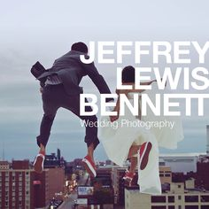 Jeffrey Lewis Bennett is a super cool wedding photographer based out of Detroit, Michigan, but travels all over. We highly recommend him to anyone looking for some cool, unique and equally beautiful wedding photographs.