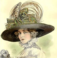 Author Carrie Turansky talks about Edwardian fashions in her novels.