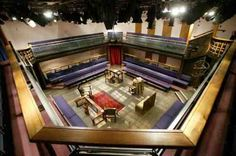 A theatre in south west London, which was built specifically for the Orange Tree Theatre Company. We went to see plays here