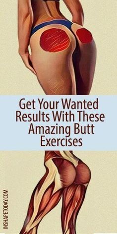 Even we all want firm and nice curved buttocks, many of us have trouble reaching this goal. This happens because many of us do not know the right exercises and rely on squats. But they are boring and terrible. Some of us cannot even do squats because of knee problems or something other. But there...