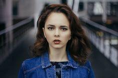 a portrait Valeria