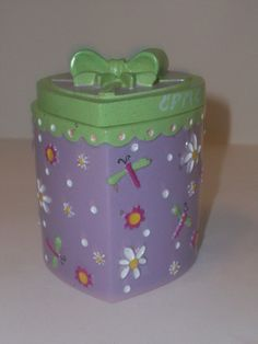 Clair's trinket box