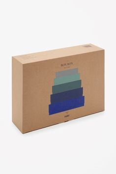 HAY Box Box Desktop set of 5