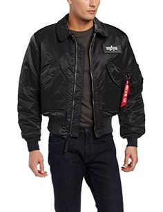 Product review for Alpha Industries Men s CWU 45 P Flight Jacket – Jackets    Coats Lovers 2f105f249988