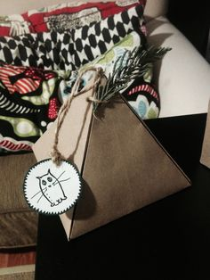 Gift wrapping with love!