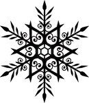 I've always wanted a snowflake tattoo...