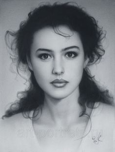 pencil drawing - incredible: