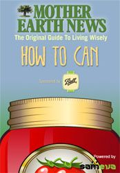 Home Canning Guide: Learn How to Can Your Own Food
