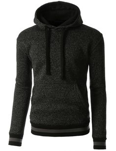 This soft fleece long sleeve pullover hoodie sweatshirt is perfect for a casual everyday outfit. With its soft fleece material you won't want to take it off. Perfect for all year round. Pair it with j