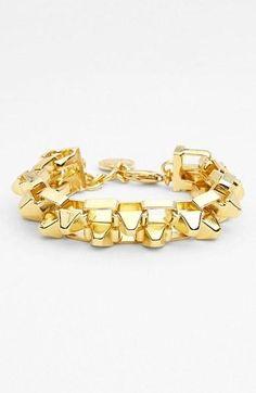 BCBG studded #bangle #bracelet #jewelry $28
