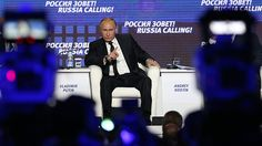 Vladimir Putin believes that isolating Russia is impossible