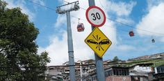 Seilbahnen gehören zu den sichersten Verkehrsmitteln.
