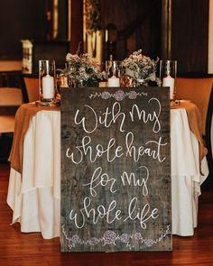 woke up this morning to an email from one of the brides I did an order for and was SOO excited because she sent lotsssss of photos of the… Woke Up This Morning, Lisa Marie, Wake Up, Art Quotes, Signage, Brides, Wedding Day, Photos, Instagram
