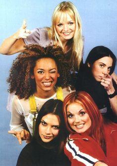 The Spice Girls! aka my childhood.