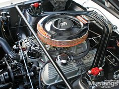 Ford 289 High Performance (Hipo) 271hp