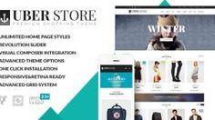 ThemeForest – UberStore v3.4.0 – Responsive E-Commerce Theme