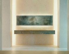 Kevin Roberts Loft / Sam Trimble #bathroom #lighting