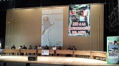 05Diciembre2014 se realizó la Convención del agua y energía en el auditorio de Insurgentes 98 con la presencia de organizaciones civiles, sociales y sindicales, con el fin de articular los procesos de organización para la defensa, la recuperación y el buen gobierno del agua y la energía.