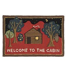 hand-hooked-wool-welcome-to-the-cabin-hearth-rug