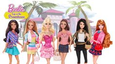 Summer Vacation with the Cast of Barbie Life in the Dreamhouse – Barbie Life in the Dreamhouse Dolls