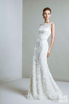 Tony Ward - Bridal - 2014 collection - http://en.flip-zone.com/fashion/bridal/couture/tony-ward-4062