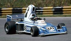 1976 Ligier JS5 - Matra (Jacques Laffite)