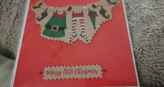 I Card, Handmade Cards, Merry, Christmas, Craft Cards, Xmas, Navidad, Noel, Diy Cards