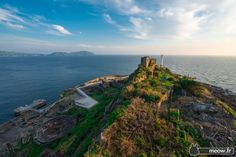 The place at the top of Gunkanjima Island is one of the least visited: it is the home of the masters, the masters who control the island, especially its mine.
