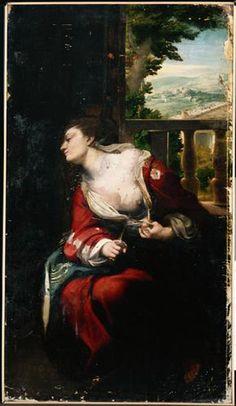 Lucretia - Correggio